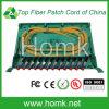 Bandeja de empalme de fibra com FC Pigtails