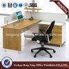 Meubles de bureau en bois de partition de personne du poste de travail 1 de bureau (HX-6M198)