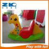 Cervi Plastic Indoor Plastic Rocking Horse per Kids
