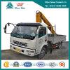 DFAC 4X2 camion de grue monté 8 par tonnes