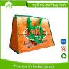 Изготовленный на заказ водоустойчивые прокатанные OPP хозяйственные сумки сплетенные PP
