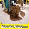 Выполненный на заказ стеллаж для выставки товаров товаров нержавеющей стали для магазина