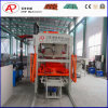 Tijolo concreto simplesmente automático do cimento que faz a maquinaria