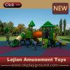 セリウム新しいデザイン多彩な公園の子供の屋外の運動場(X1506-9)