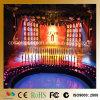 Innenmiete LED-Bildschirmanzeige des Stadiums-P5 des Hintergrund-SMD farbenreiche