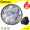 6inch 36W Round Waterproof IP67 LED Auto Headlight