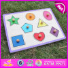2015 nuovo Wooden Puzzle Toy, Lovely Wooden Puzzle 3D Toy, Wood 3D Puzzle Game, Wood Puzzle Toy Game W14m090