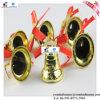Decoração Bell dourada do partido da estação do Natal