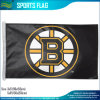 Squadra di hockey 3X5'Flag del NHL di Official del Cerchio-b di Boston Bruins