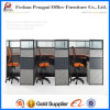 6 Seater 정규적인 외침 센터 워크 스테이션