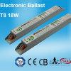 reator 18W eletrônico para a lâmpada T8 com o certificado da compatibilidade electrónica SAA dos CB do Ce do TUV