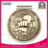 Медаль почетности промотирования металлическое с тесемкой