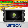 KIA Venga (W2-A6744K)를 위한 Witson Android 4.4 System Car DVD