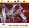 Волокно полипропилена конкретного подкрепления цемента Fibrillated