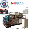 Tipo máquina realzada de alta velocidad del corte de la cuenta automática del práctico de costa de la taza del tejido de la impresión