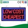 Segno del negozio più poco costoso di basso costo del LED