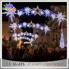 Fabrik-Lieferanten-Weihnachten dekorative im Freienled über Straßenlaterne