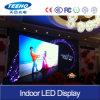 El panel del gabinete LED del hierro P6 para el vídeo (alto brillo)