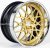 Gold Wheels mit Bid Lip, Rotiform Wheel