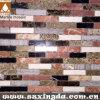 多彩なTVの壁のタイルの大理石のモザイク