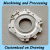 Металлический лист подвергая механической обработке в совершенный полировать