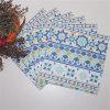Partido favores de la boda Decoración servilletas de papel colorido