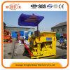 Colocação de ovo móvel Concreate Queimar-Livre de Jmq-6A que pavimenta a máquina do tijolo do cimento