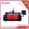Laser de aluminio Cuttting de la fibra del metal y máquina de grabado