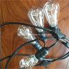 E12 E26 de Kabel van UL spt-1 met 12  of 30  Contactdozen