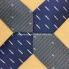 Fornitore Handmade tessuto jacquard del legame di seta degli uomini 100%