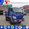 경트럭 2.5 톤 90 HP Shifeng Fengshun 쓰레기꾼