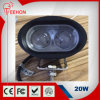 4D Lens를 가진 크리 말 4inch 20W LED Work Light