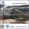 Hydraulic automático Paper Baler con CE