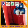 Colle à base d'eau d'adhésif de PVC de blanc