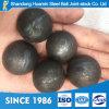 120mmの粉砕媒体はボールミルの機械装置のための鋼球を造った