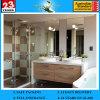 vetro dello specchio del bagno della stanza da bagno di 1.5-6mm con AS/NZS 2208