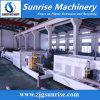 tubulação de água plástica da máquina da tubulação do PVC de 75-160mm que faz a máquina