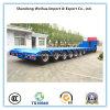 Rimorchio del camion di Lowbed del rimorchio resistente semi dal fornitore della Cina