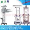 Linha elevada profissional torre do dever do fardo do altofalante da disposição