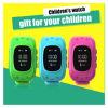 Reloj elegante de la venta cabritos de los niños del GPS de 2015 de la seguridad Emergency caliente del perseguidor con Bluetooth SOS