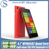 Principal 4.7 noyau Smartphone (D5) de quarte de Qhd IPS Amiled Ogs Mtk6582 de pouce