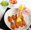 Frasco Multifunctional de Oil&Sauce do silicone que rega a escova para o BBQ