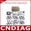 Neuester V4.94 Digiprog III Hauptprogrammierer-gesamter Satz des Entfernungsmesser-Digiprog3