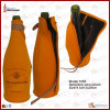 Neoprene Wine Pouch con Zipper per 1 Bottle (1085)