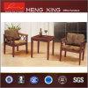 Домашняя мебель обедая таблица стула обедая (HX-D3008)