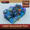 Le ce badine la cour de jeu d'intérieur pour le jardin d'enfants (T1234-3)
