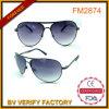 FM2874 비치는 황색을%s 가진 안내하는 금속 Eyewear 중국 도매업자