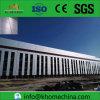 1000 metros cuadrados de alto de la estructura de acero de los 5m de impresión taller de la planta