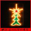 온난한 백색 훈장 크리스마스 주제 LED 요전같은 빛
