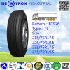 Chinesisches Bt957 225/70r19.5 Radial Truck Tyre für Drive Wheels